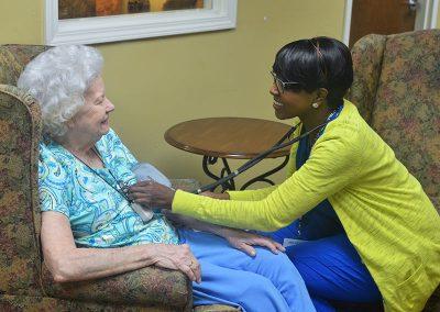 Tuscaloosa Assisted Living Facility Regency Retirement