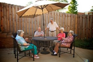 senior living advantages