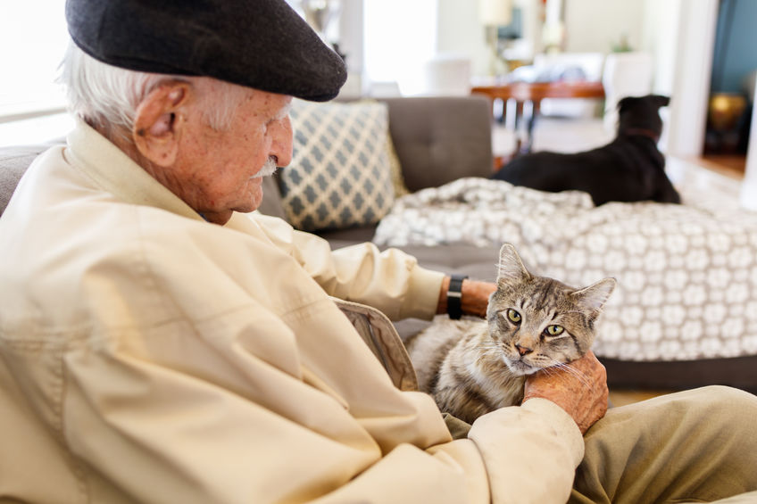 Enjoy independent senior living at Regency Tuscaloosa, where you an even have up to two pets in your apartment.