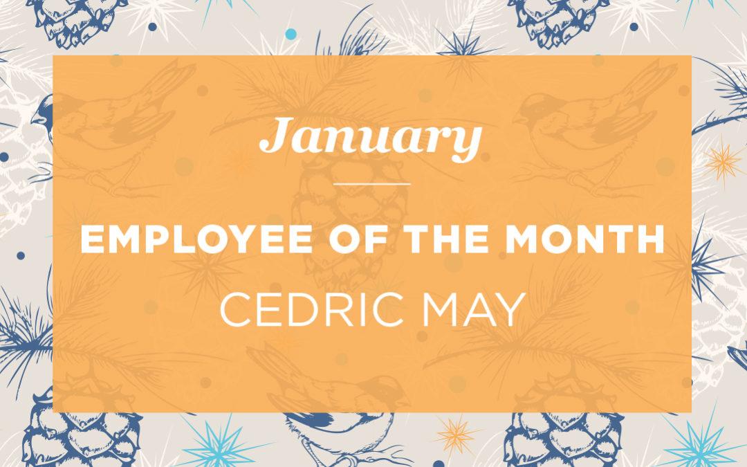 Cedric May