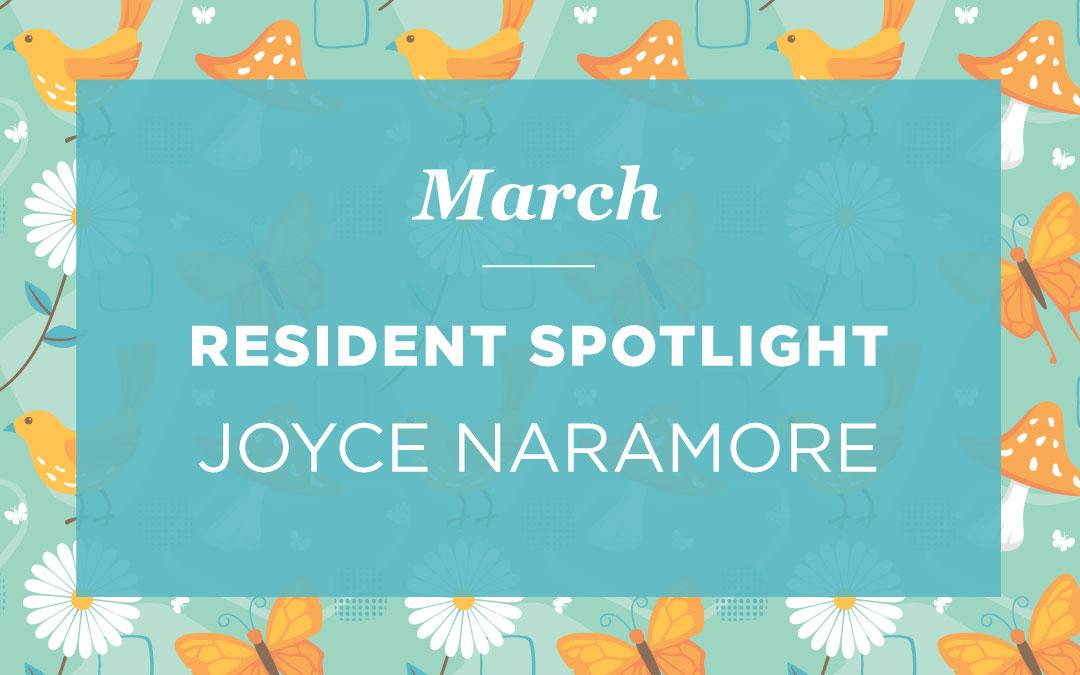 Joyce Naramore