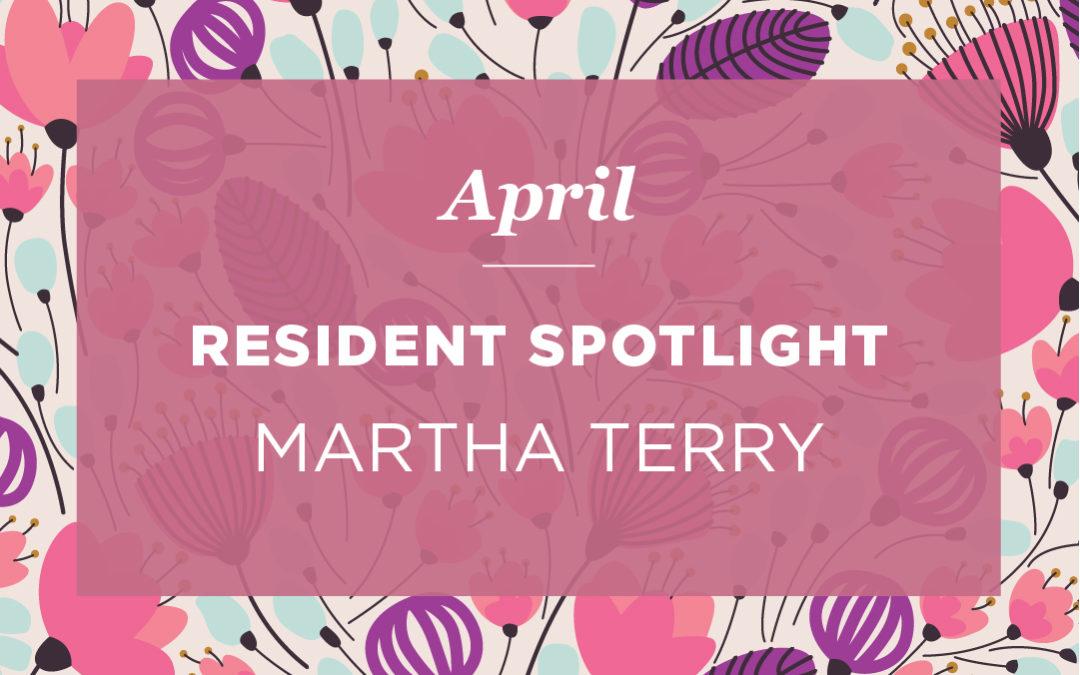 Martha Terry