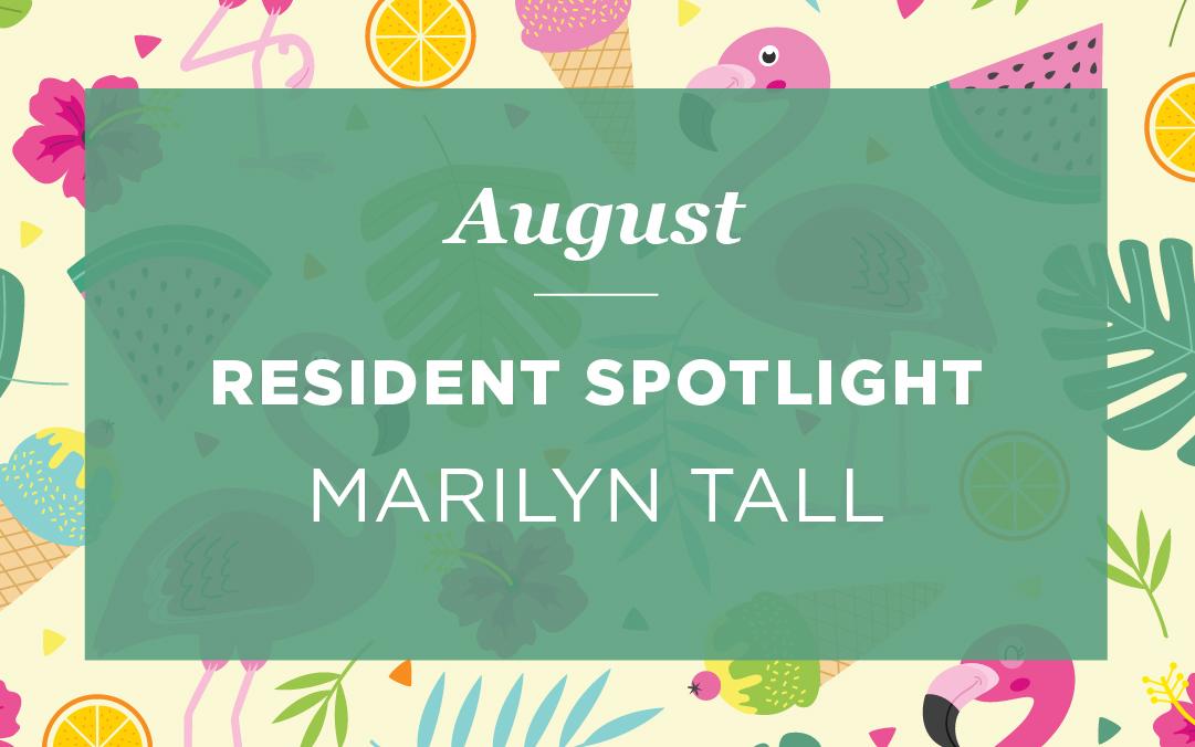 Marilyn Tall