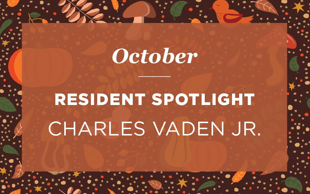 Charles Vaden Jr.
